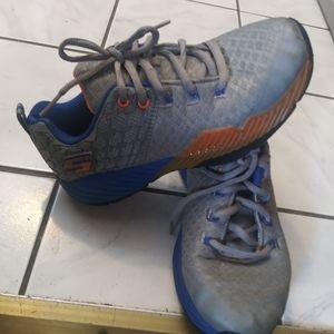Skechers memory foam boys shoes